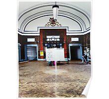 Station Poster