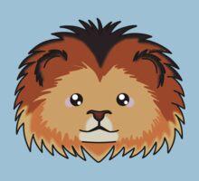 Lion - African Wildlife Kids Tee
