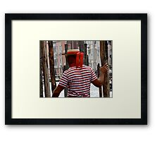 The Gondolier (3) Framed Print