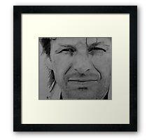 Sean Bean Framed Print