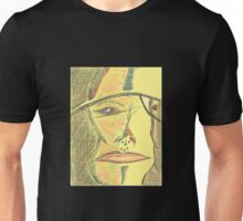 how I pictured myself for you Unisex T-Shirt