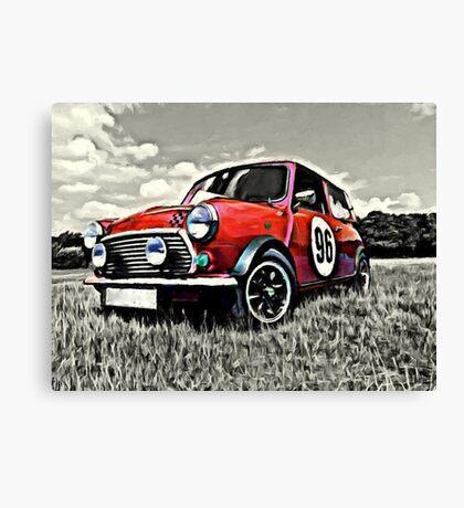 96 Mini Canvas Print