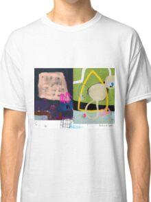 Abstract talk 014 Classic T-Shirt