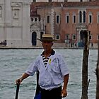 The Gondolier (5) by Hayley Musson