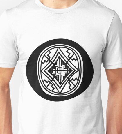 Kells Letter O Unisex T-Shirt