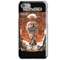 westworld iPhone Case/Skin