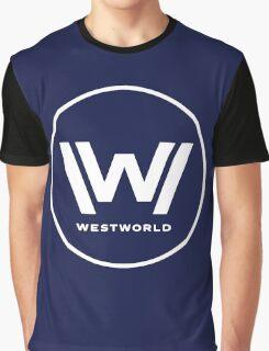 westworld Graphic T-Shirt
