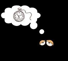 can't sleep by Stefanie Feldhaus