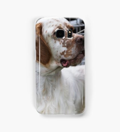 cute dog Samsung Galaxy Case/Skin