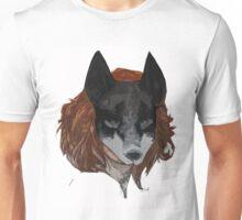 Kitsune - Fox Mask Unisex T-Shirt