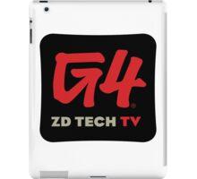 G4ZDTechTV Logo - 2011 Edition iPad Case/Skin
