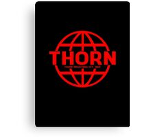 Thorn Industries Canvas Print