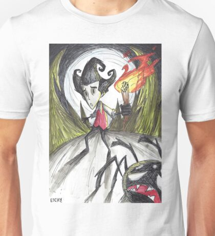 Trying Not To Starve Unisex T-Shirt