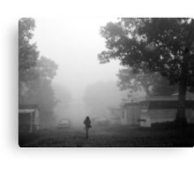 out of my world.... Canvas Print