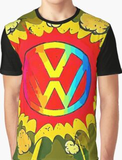 Boom VW Logo Graphic T-Shirt