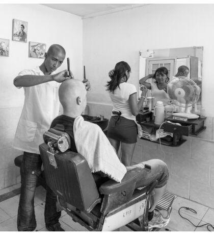 Cuban Barber Sticker