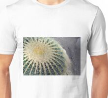 Large spherical cactus Unisex T-Shirt