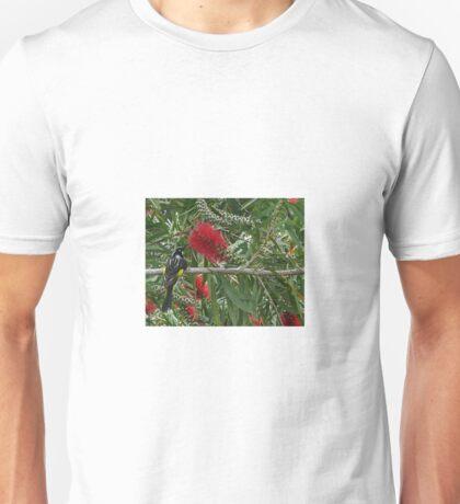 Honeyeater. Unisex T-Shirt