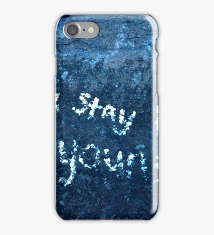 May You Stay Forever Young iPhone Case/Skin