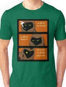 The Good The Bad The Utinni Unisex T-Shirt