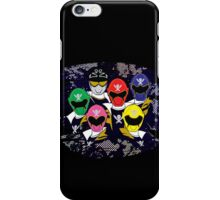 Pirate Rangers iPhone Case/Skin
