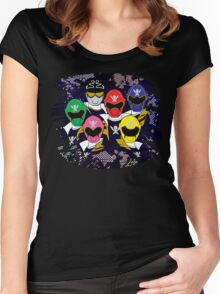 Pirate Rangers Women's Fitted Scoop T-Shirt