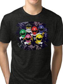 Pirate Rangers Tri-blend T-Shirt
