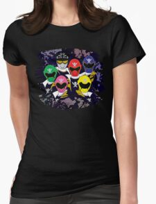 Pirate Rangers Womens Fitted T-Shirt
