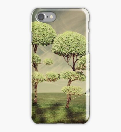 The Land of the Lollipop Trees iPhone Case/Skin