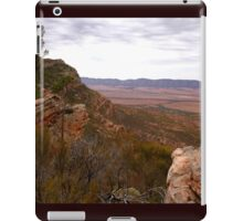 Australian Outback Stormy Day iPad Case/Skin
