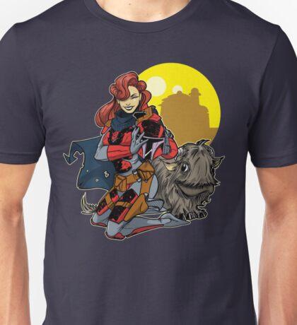 Pilot of the Galaxy Unisex T-Shirt