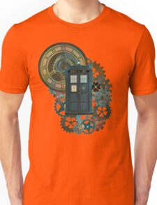 TARDIS Art Doctor Who  Unisex T-Shirt