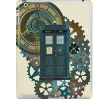 TARDIS Art Doctor Who  iPad Case/Skin
