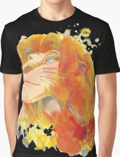 The King of Jungle Graphic T-Shirt