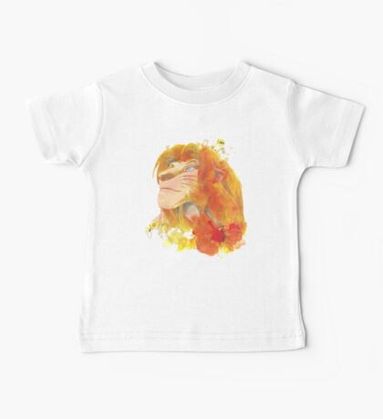 The King of Jungle Baby Tee