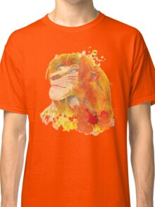 The King of Jungle Classic T-Shirt