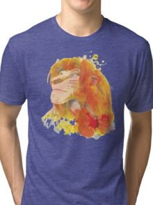 The King of Jungle Tri-blend T-Shirt