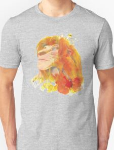 The King of Jungle Unisex T-Shirt