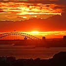 Another spectacular Sydney sunset by jozi1