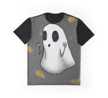 Spooky Scary Something Graphic T-Shirt