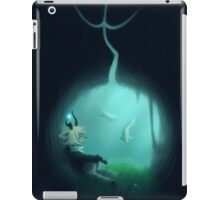 Green Grass of Tunnel iPad Case/Skin