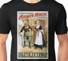Performing Arts Posters The singing comedian Andrew Mack in his new play The rebel a drama of the Irish rebellion by James B Fagen 1332 Unisex T-Shirt