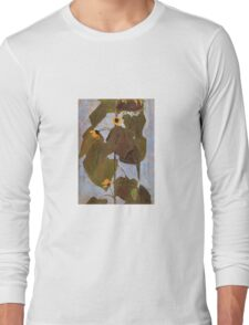 Egon Schiele - Sunflower 1908 Long Sleeve T-Shirt