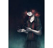 Dissolved Girl Photographic Print