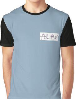 Alan Graphic T-Shirt