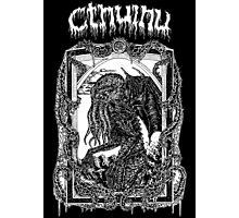 Cthulhu Has Risen Photographic Print