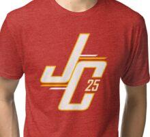 JC 25 Red Tri-blend T-Shirt