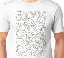 Cauliflower Pattern Unisex T-Shirt