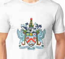 Coat of arms of Saint Kitts and Nevis Unisex T-Shirt