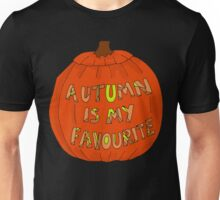 Autumn Is The Best Unisex T-Shirt
